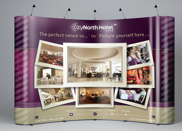 Exhibition Stand Design Presentation : Exhibitions presentation graphics design limited